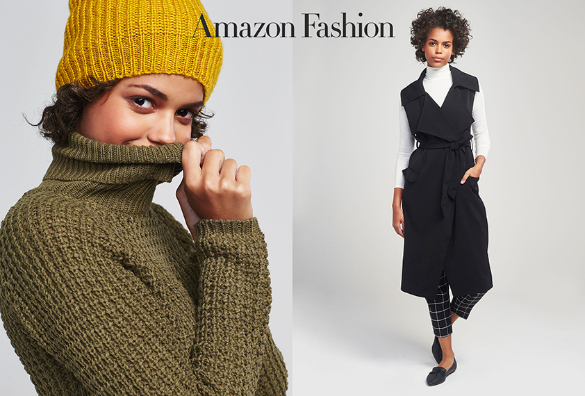 Amazon Fashion Campaign Nick Thompson