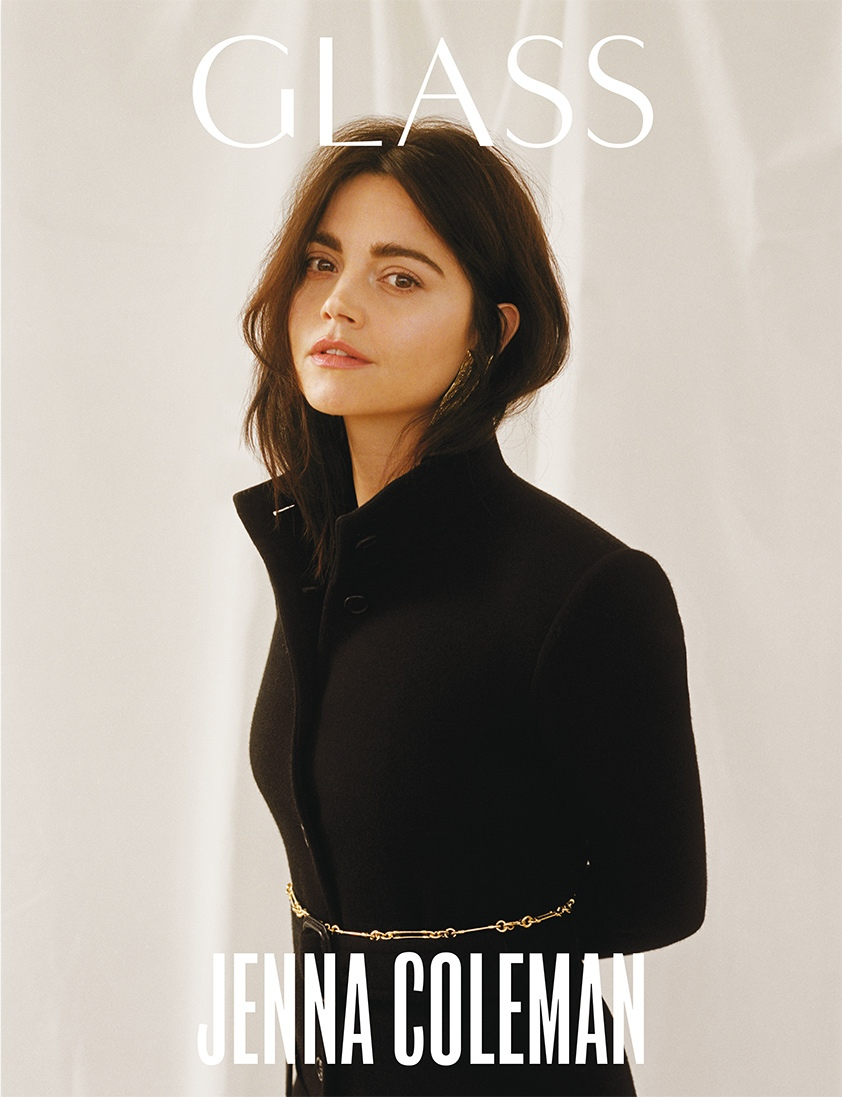 Glass Magazine Jenna Coleman Nick Thompson Cover