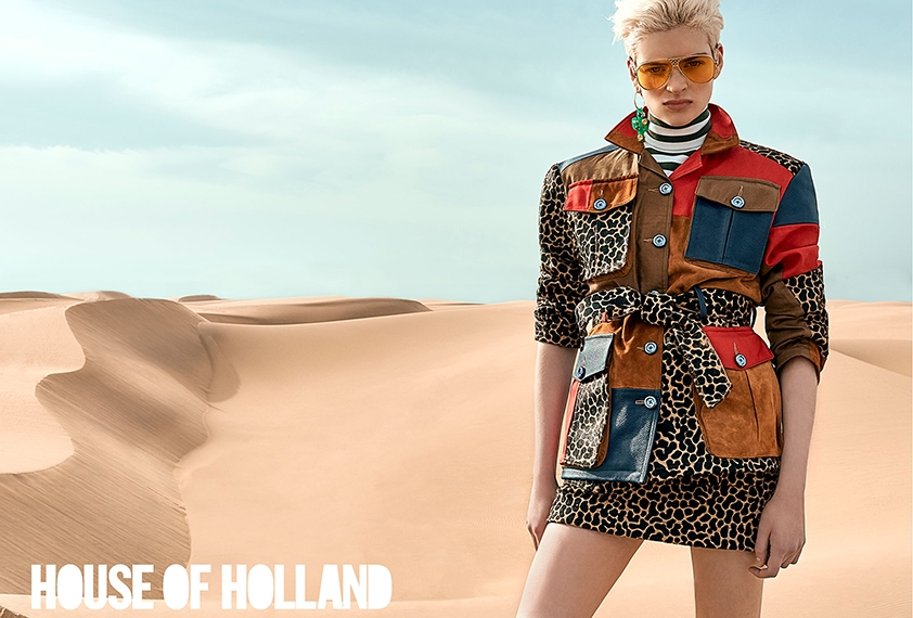 House Of Holland Love Mag