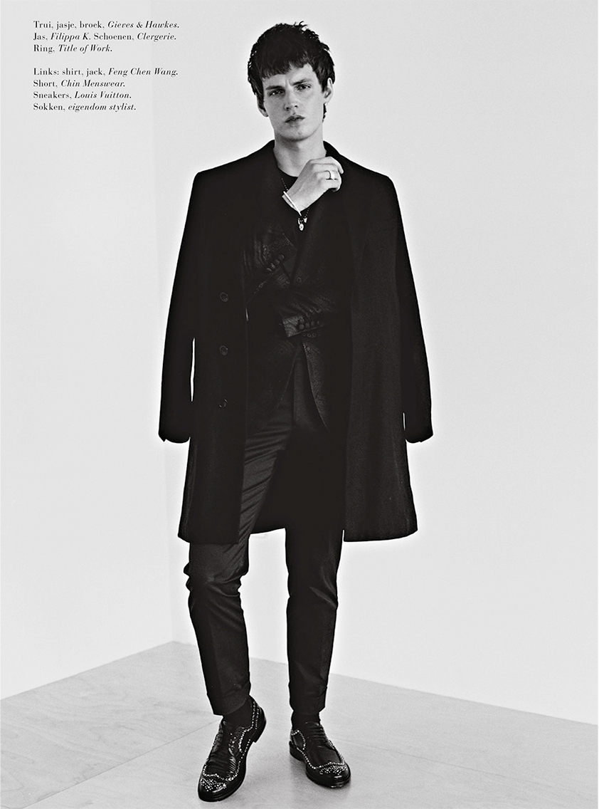 L'Officiel Hommes Netherlands