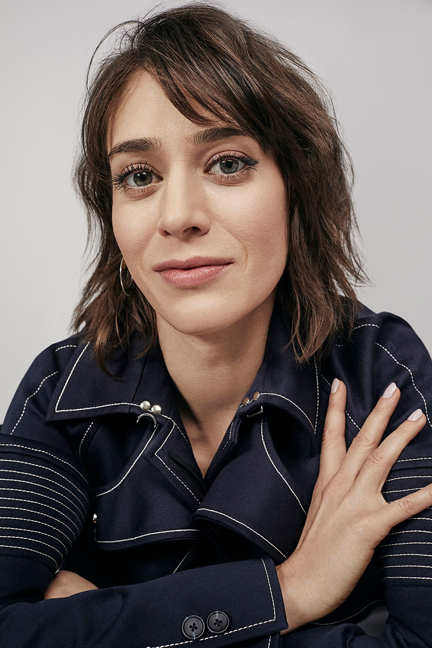 Lizzy Caplan Nick Thompson