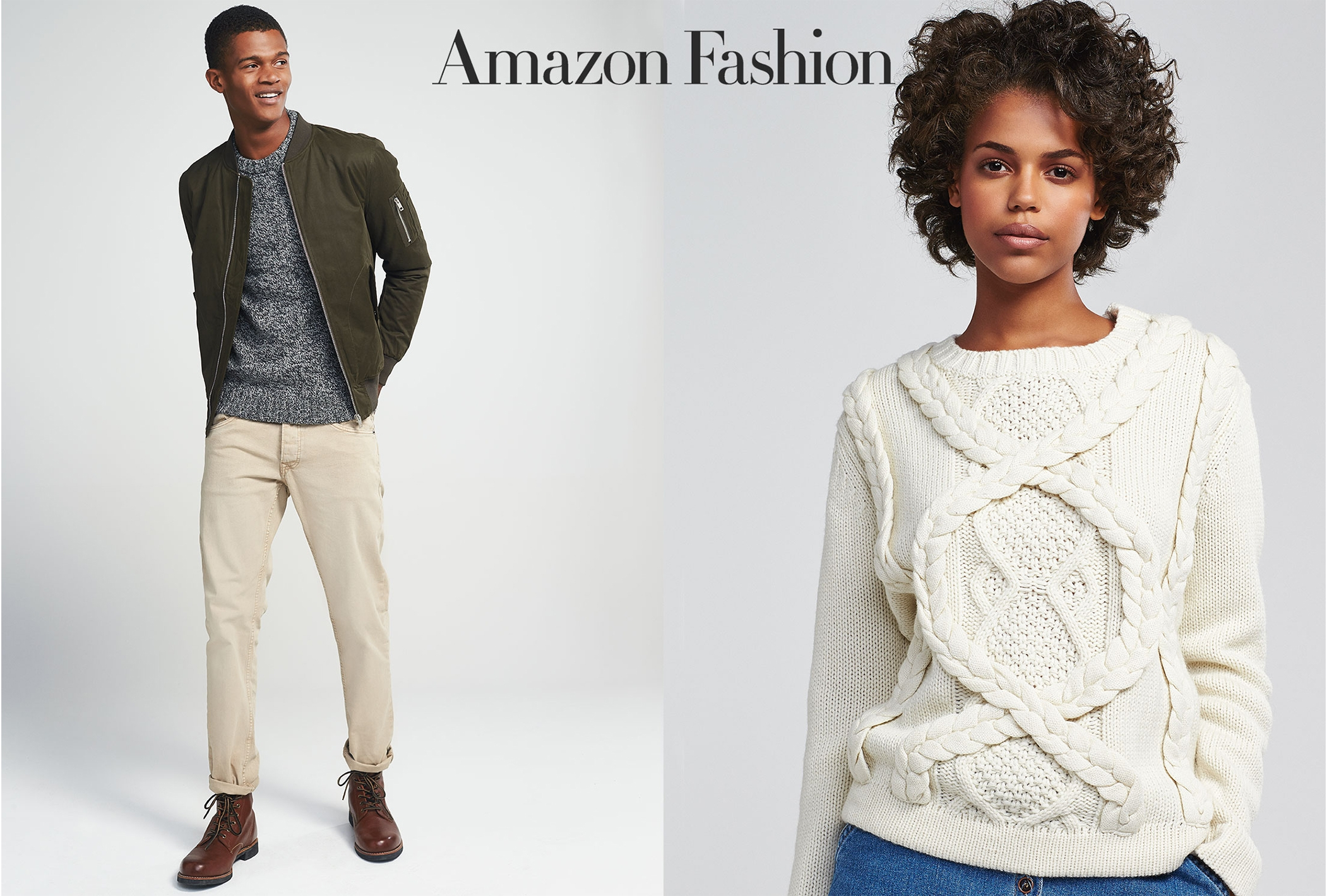 Amazon Fashion Campaign