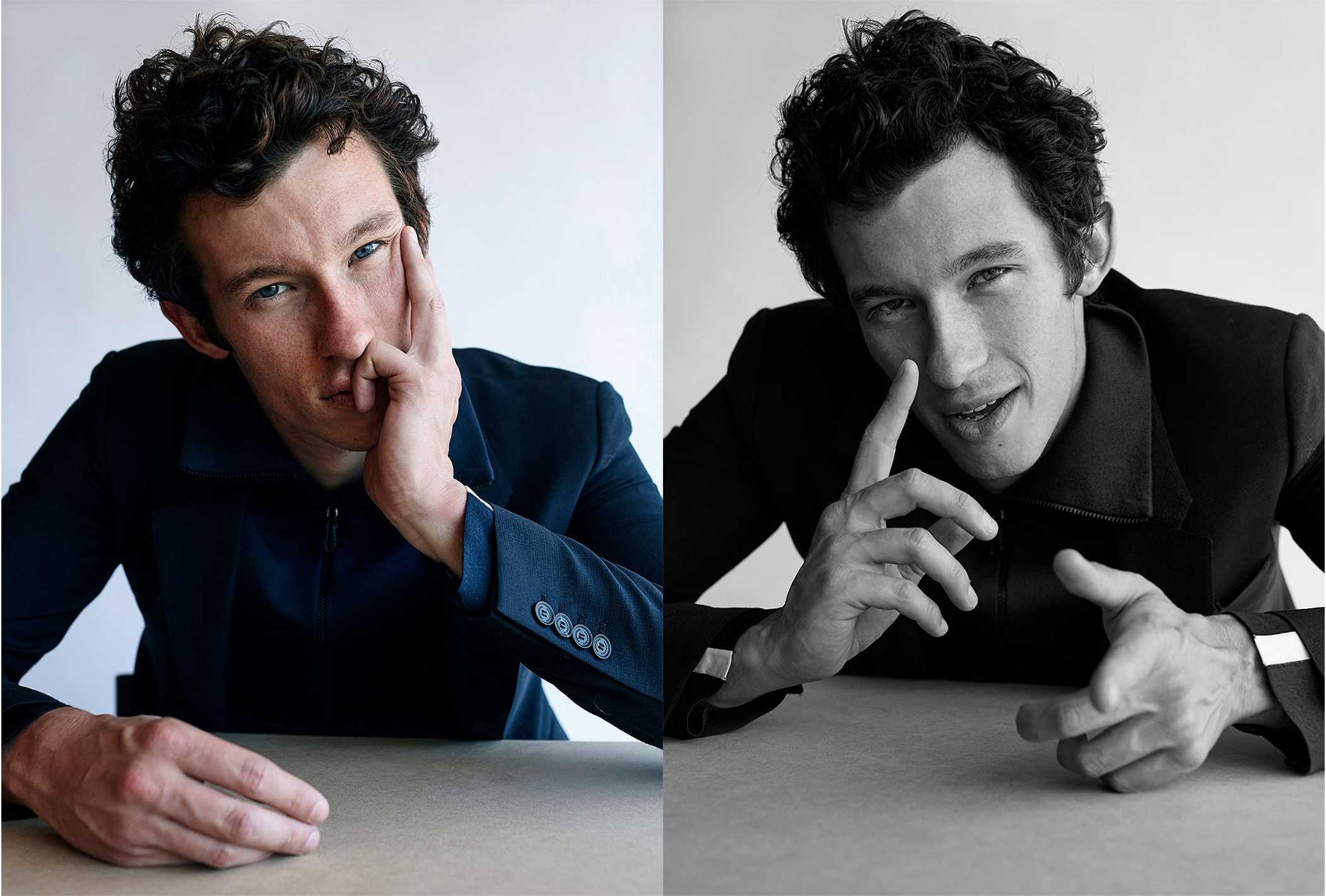 Callum Turner Burberry 2